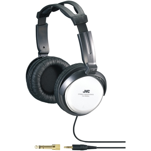 JVC STYLE FULL HEADPHONE