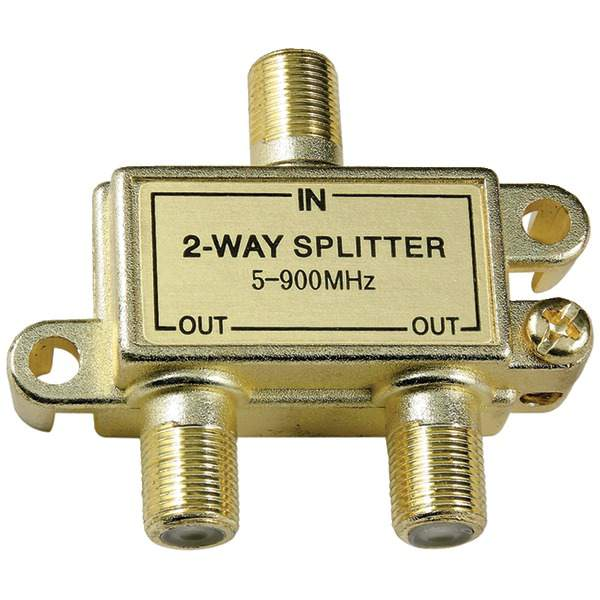 2-WAY SPLITTER