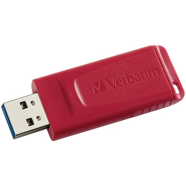 32GB STORE N GO USB RED