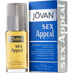 JOVAN SEX APPEAL by Jovan