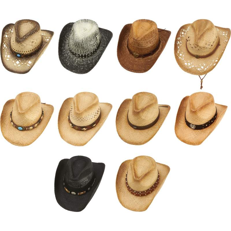 10PC HAT SET