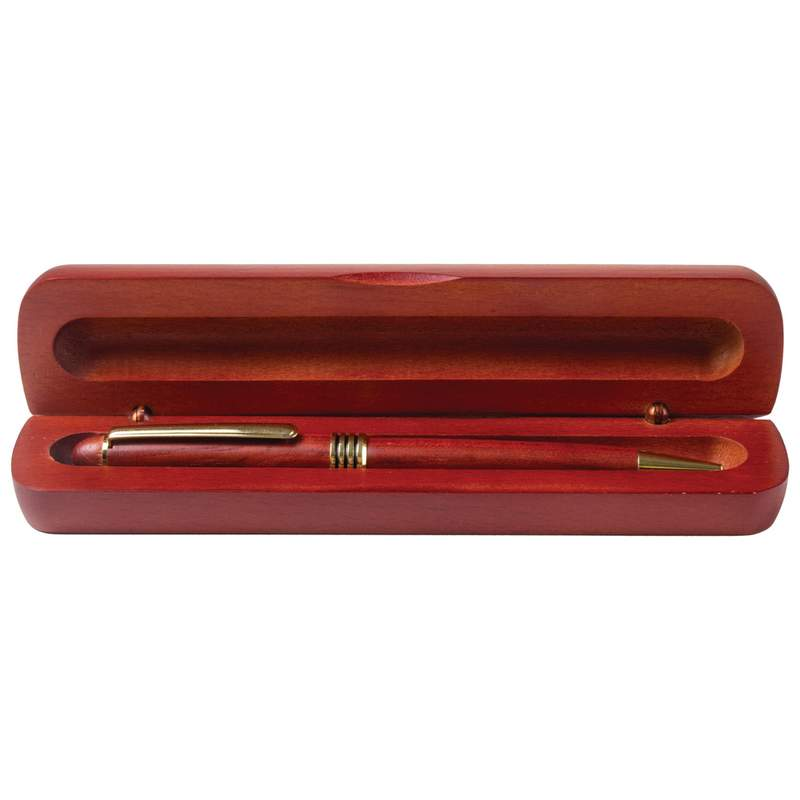 ROSEWOOD FINISHPEN N GIFT BOX