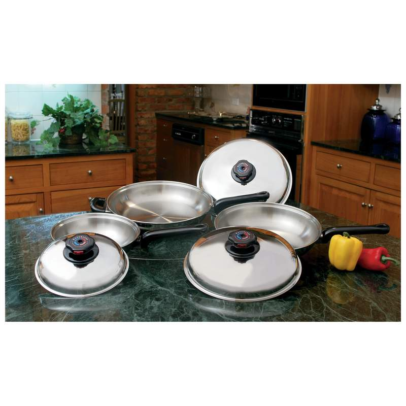 6PC FRY PAN SET
