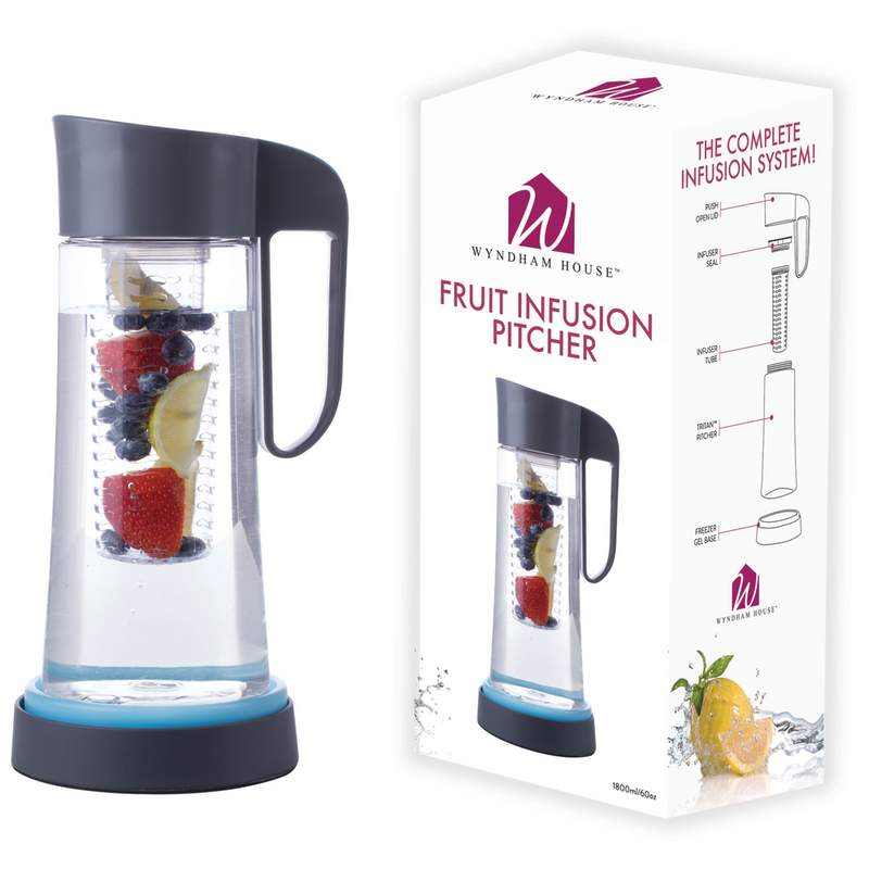 60OZ FRUIT INFUSION PITCHER