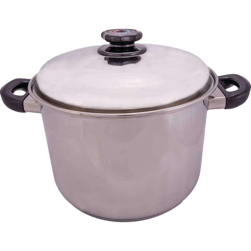 12QT STOCK POT