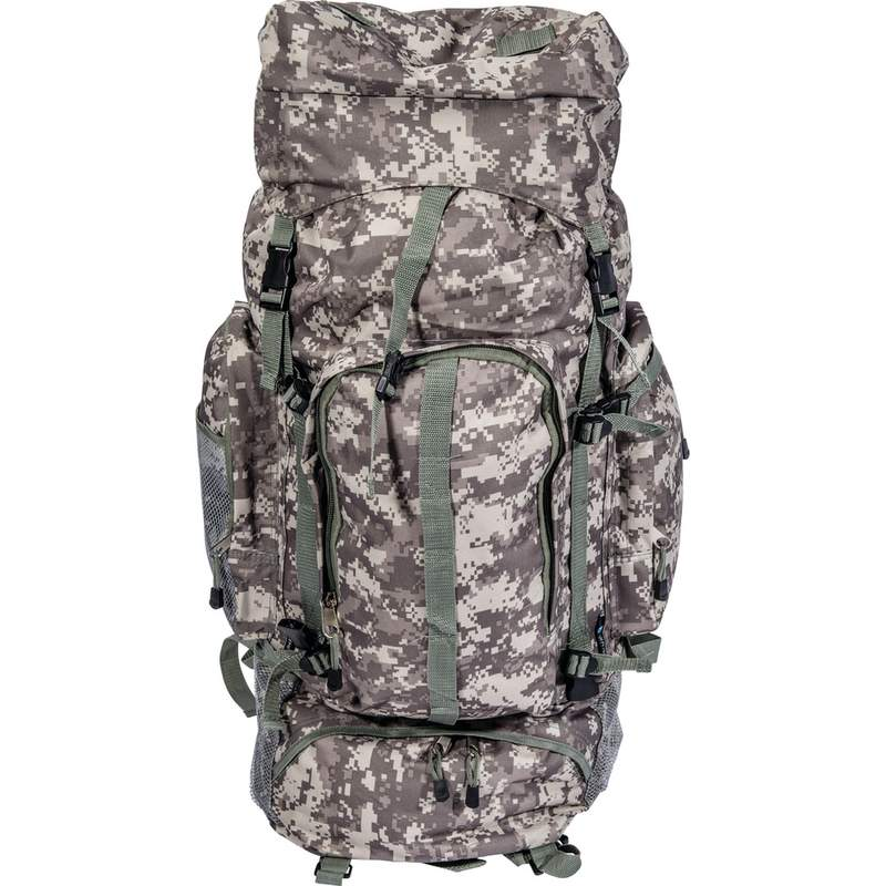 DGT CAMO MONTAINEERS BACKPACK