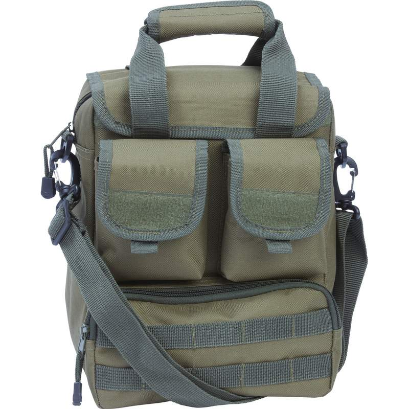 DRAB GREEN UTILITY BAG