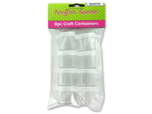 Case of 24 - Small Craft Containers