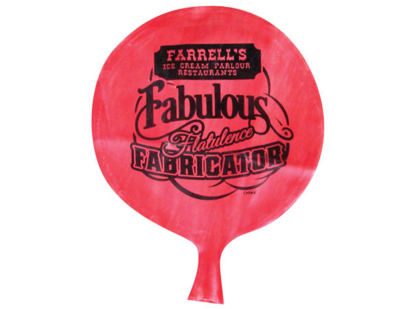 Case of 24 - Farrell's 8'' Whoopee Cushion