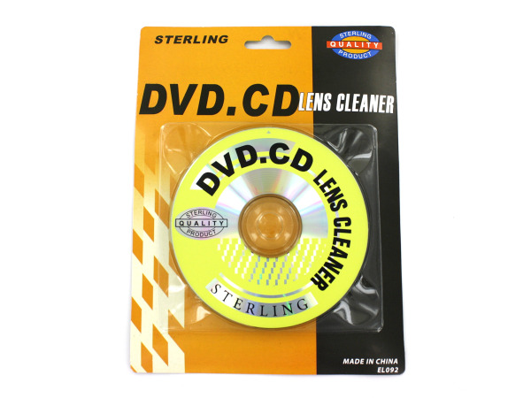 Case of 36 - DVD & CD Lens Cleaner