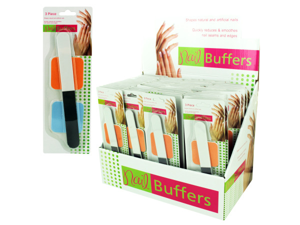 Case of 0 - Nail care buffers display