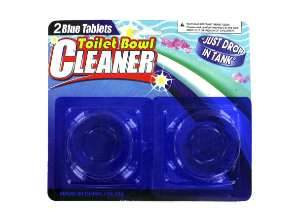 Case of 24 - Toilet Bowl Cleaner Tablets