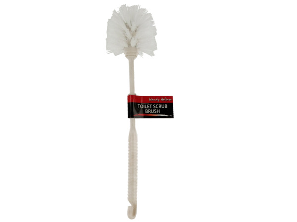 Case of 24 - Toilet Brush With Hook