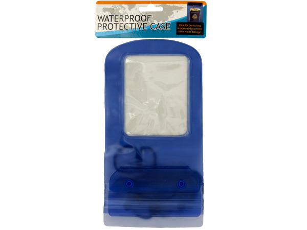 Case of 12 - Waterproof Protective Case