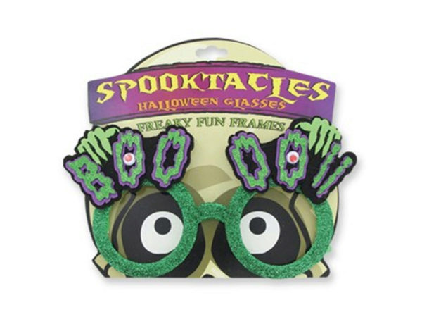 Case of 24 - Spooktacles Halloween Glasses