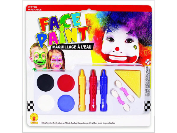 Case of 12 - Face Paint Makeup Kit