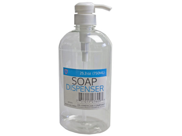 Case of 0 - 750ml Soap Dispenser