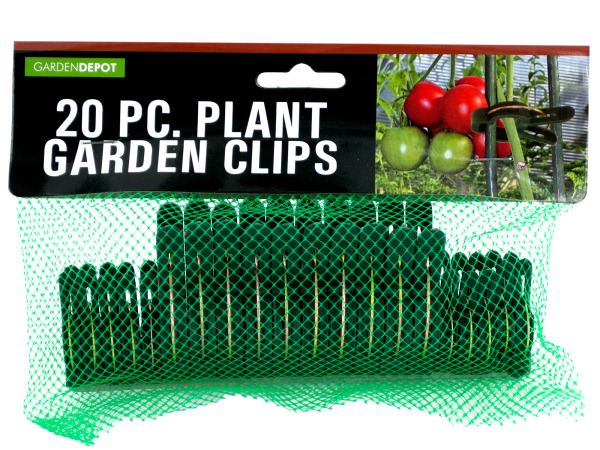 Case of 12 - Garden Plant Clips
