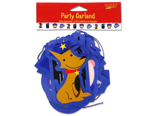 Case of 24 - Rescue Pals Party Garland