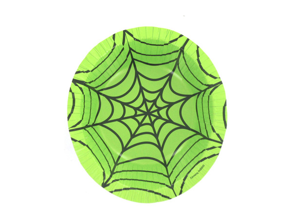 Case of 24 - Spiderweb Bowl for Halloween
