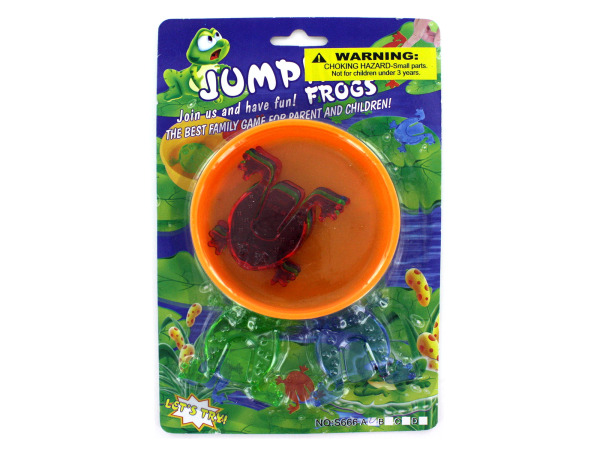 Case of 24 - Leap Frog Jumping Game