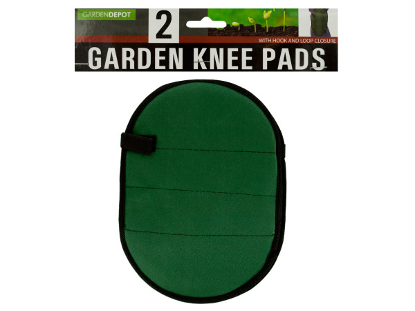 Case of 12 - Adjustable Garden Knee Pads