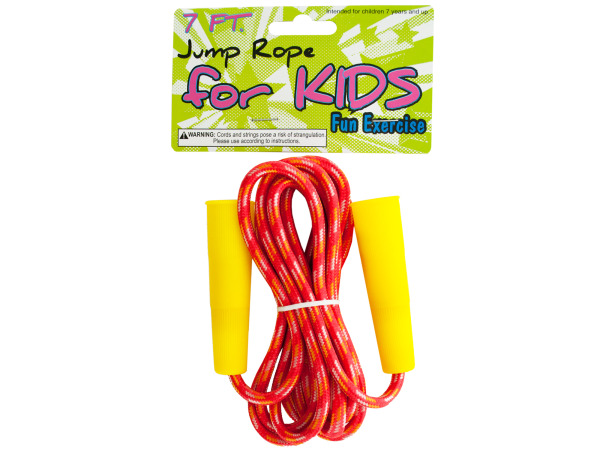 Case of 30 - Kids Jump Rope